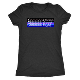 His and Her All Things Common T-Shirts (Black)