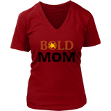 LiVit BOLD District Women's V-Neck Shirt - BOLD MOM - LiVit BOLD