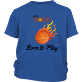 LiVit BOLD District Youth Shirt ---- Born to Play - LiVit BOLD
