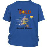 LiVit BOLD District Youth Shirt - Dream Chaser - LiVit BOLD