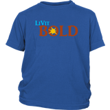 LiVit BOLD District Youth Shirt - LiVit BOLD