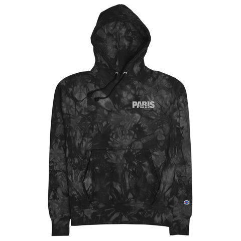 Anthony Paris Unisex Champion tie-dye hoodie