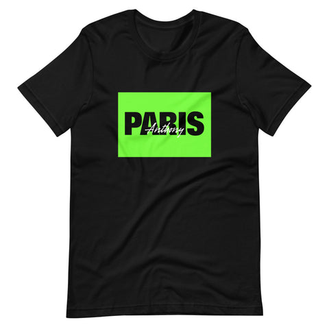 Anthony Paris Short-Sleeve Unisex T-Shirt (2 Colors)