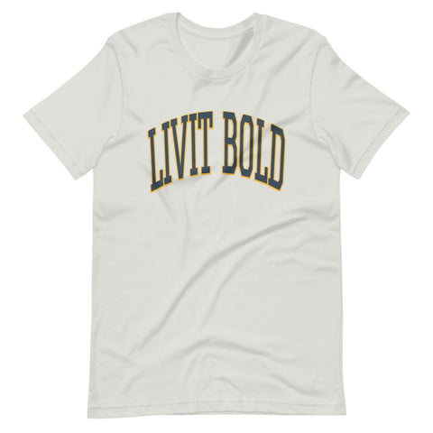 LIVTI BOLD Short-Sleeve Unisex T-Shirt (6 colors)