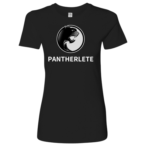 Pantherlete Athletics Women's Top - Black - LiVit BOLD