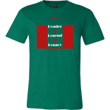 Leader.Legend.Legacy Men's T-Shirt - 12 Colors - LiVit BOLD - LiVit BOLD