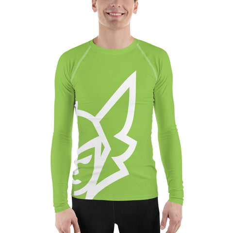 Green Rash Guard