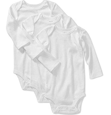 Child Of Mine by Carter's Long Sleeve Bodysuit (3-6M)