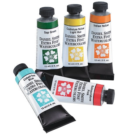 Daniel Smith Watercolors in 15 ml Tubes