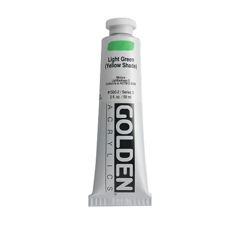 Golden Heavy Body Acrylics in 2 Ounce Tubes