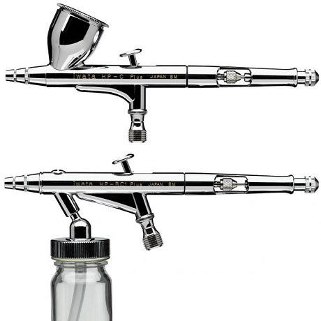 Iwata High Performance Plus Series Airbrushes