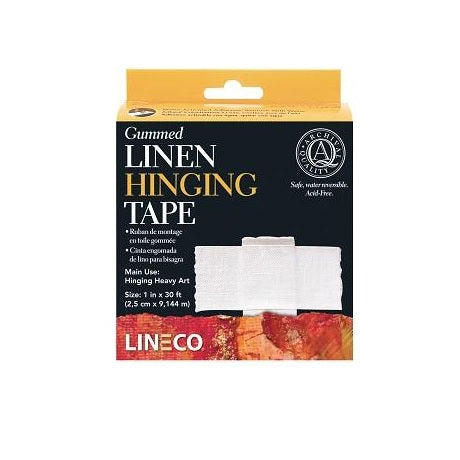Linen Hinging Tapes