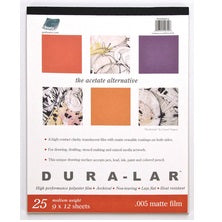 Acetate and Drafting Films (Clear-Lay, Dura-Lar, Acetate)