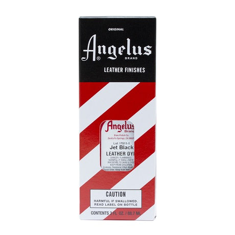 Angelus Leather Dyes, Strippers, Cleaners and Finishes