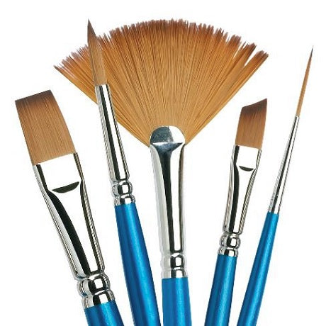 Winsor & Newton Cotman Synthetic Watercolor Brushes