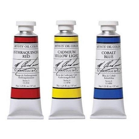M. Graham Professional Oil 37 ml Tubes