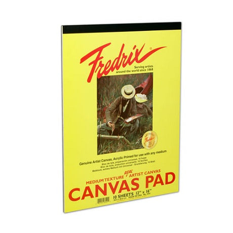 Canvas in Pads