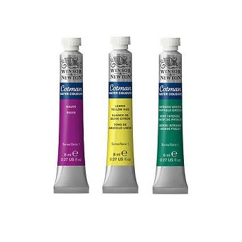 Cotman Watercolors by Winsor & Newton