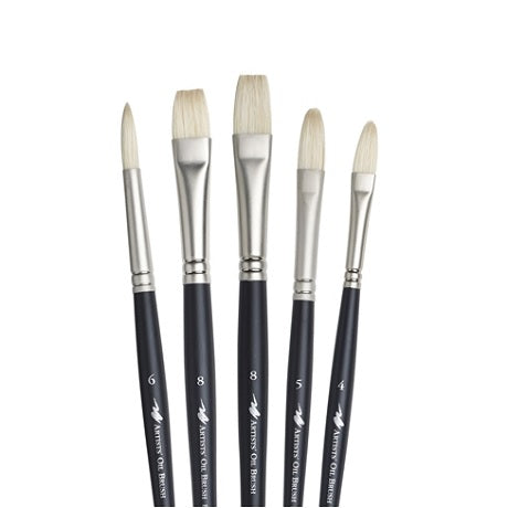 Winsor & Newton Artists Oil Brushes