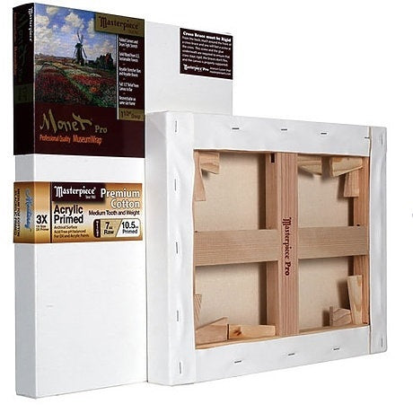 "Masterpiece Monet Pro 1-1/2"" Profile Canvas"