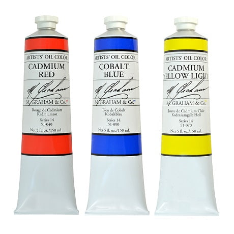 M. Graham Professional Oils in 150 ml Tubes