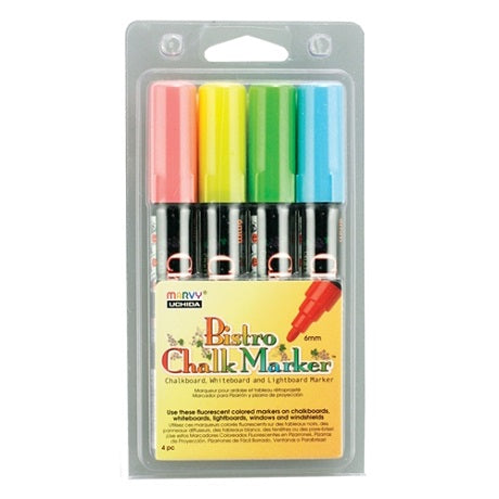 Marvy Bistro Liquid Chalk Markers by Uchida