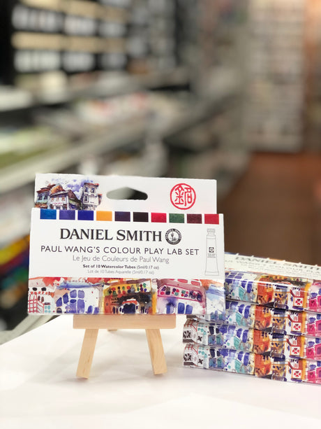 Daniel Smith Watercolors New 2019 Colors and Sets