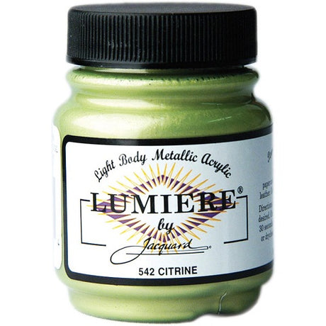 Lumiere Fabric Paints by Jacquard
