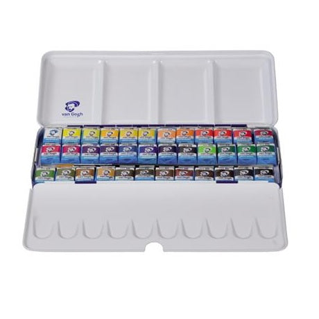 Watercolor Pan Sets