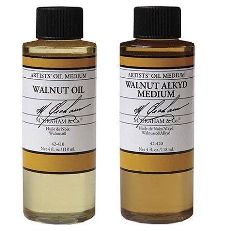 Walnut Oil Painting Mediums