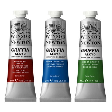 Winsor & Newton Griffin Alkyd Fast Drying Oil Colors
