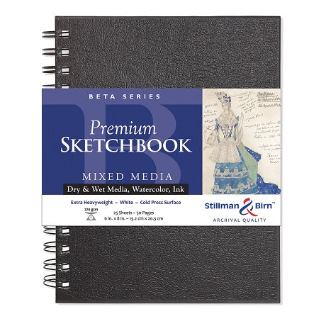 Stillman and Birn Premium Sketchbooks
