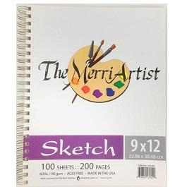 Drawing and Sketch Paper Pads