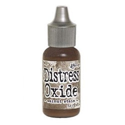 Tim Holtz Distress Oxides Reinker 0.5 fl. oz. - Walnut Stain