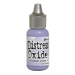 Tim Holtz Distress Oxides Reinker 0.5 fl. oz. - Wilted Violet