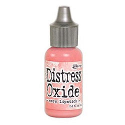 Tim Holtz Distress Oxides Reinker 0.5 fl. oz. - Worn Lipstick