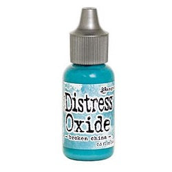 Tim Holtz Distress Oxides Reinker 0.5 fl. oz. - Broken China
