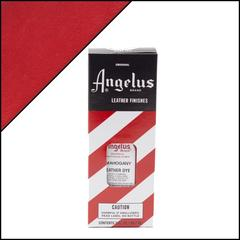 Angelus Leather Dye 3 fl oz (88.7 ml) - Mahogany