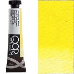 Golden QoR Watercolor 11 ml - Cadmium Yellow Medium  (Prop 65 WARNING!)