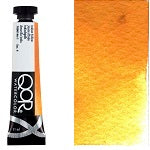 Golden QoR Watercolor 11 ml - Indian Yellow  (Prop 65 WARNING!)