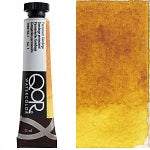 Golden QoR Watercolor 11 ml - Permanent Gamboge  (Prop 65 WARNING!)