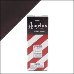 Angelus Leather Dye 3 fl oz (88.7 ml) - Chocolate