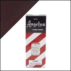 Angelus Leather Dye 3 fl oz (88.7 ml) - Cordovan