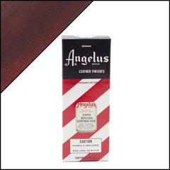 Angelus Leather Dye 3 fl oz (88.7 ml) - Dark Brown