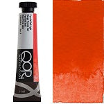 Golden QoR Watercolor 11 ml - Pyrrole Red Light
