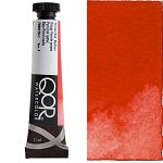 Golden QoR Watercolor 11 ml - Pyrrole Red Medium