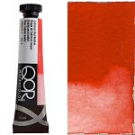 Golden QoR Watercolor 11 ml - Cadmium Red Medium  (Prop 65 WARNING!)