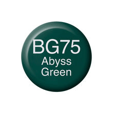 Copic Ink 12ml - BG75 Abyss Green