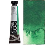 Golden QoR Watercolor 11 ml - Permanent Green Light