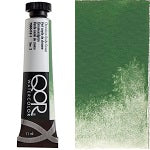 Golden QoR Watercolor 11 ml - Chromium Oxide Green
